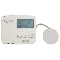 Quest DEH 3000R Wall Mounted Humistat - 215 Only