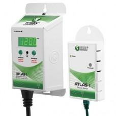 Titan Controls Atlas 1 CO2 Monitor / Controller w/ Remote Sensor