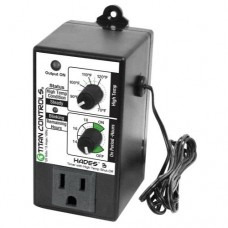 Titan Controls Hades 3 - Lighting Timer w/ High Temp Shut Off