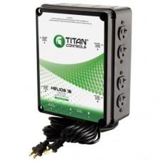 Titan Controls Helios 12 - 8 Light 240 Volt Controller w/ Dual Trigger Cords