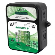 Titan Controls Saturn 5 - Digital Environmental Controller w/ CO2 Timer