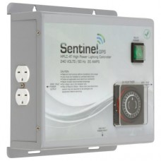 Sentinel GPS HPLC-4T High Power Lighting Controller 4 Outlet with Integrated Timer