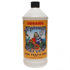 Neptune's Harvest Fish Fertilizer   Quart