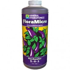 GH Hardwater Flora Micro     Quart