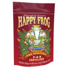 FoxFarm Happy Frog Tomato & Vegetable Fertilizer 4 lb
