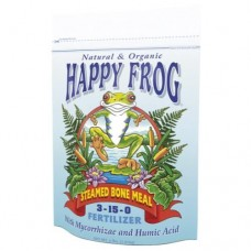 FoxFarm Happy Frog Steamed Bone Meal Fertilizer 4 lb