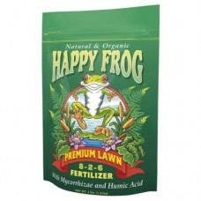 FoxFarm Happy Frog Premium Lawn Fertilizer  4 lb