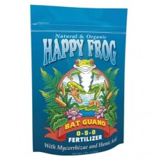 FoxFarm Happy Frog High Phosphorus Bat Guano 4 lb