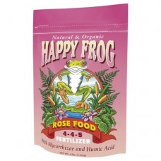 FoxFarm Happy Frog Rose Food Fertilizer 4 lb