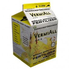 Vermicrop VermiAll Purpose Broad Spectrum Fertilizer  4 lb