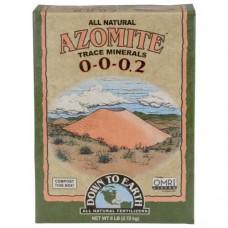 Down To Earth Azomite Sr Powder - 6 lb