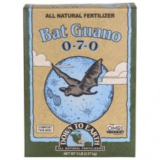 Down To Earth High Phosphorus Bat Guano -  5 lb