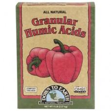Down To Earth Granular Humic Acid -  5 lb