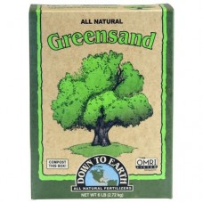 Down To Earth Greensand -  6 lb