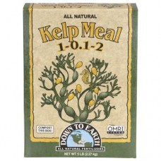 Down To Earth Kelp Meal -  5 lb