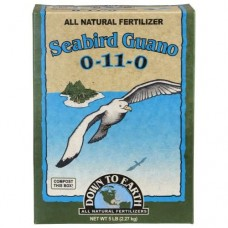 Down To Earth High Phosphorus Seabird Guano -  5 lb