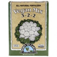 Down To Earth Vegan Mix -  6 lb