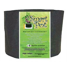 Smart Pot Black         3 Gallon