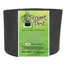 Smart Pot Black        25 Gallon