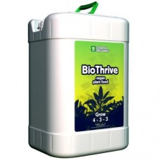 GH General Organics BioThrive Grow   6 Gallon