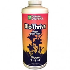 GH General Organics BioThrive Bloom     Quart