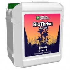 GH General Organics BioThrive Bloom   2.5 Gallon