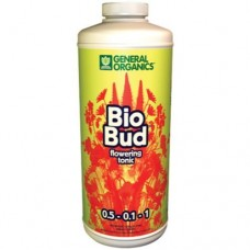 GH General Organics BioBud      Quart