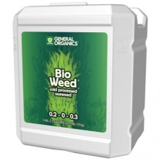 GH General Organics BioWeed   2.5 Gallon