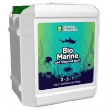 GH General Organics BioMarine   2.5 Gallon
