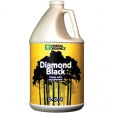 GH General Organics Diamond Black    Gallon