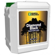 GH General Organics Diamond Black   2.5 Gallon