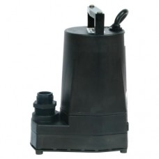 Little Giant 5-MSPR Submersible Pump Black 1200 GPH