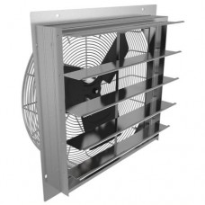 Fantech 36 in Shutter Mounted Exhaust Fan 8058 CFM