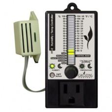 Grozone Control HT2 Climate Controller (Temp & RH) Single Output Bargraph Display