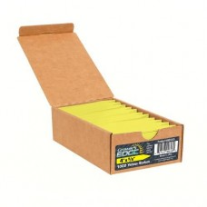 Grower's Edge Plant Stake Labels Yellow - 1000/Box