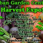 UGC Harvest Expo - 2018