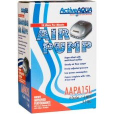 Air Pump 4 Outlets 6W 15L/min