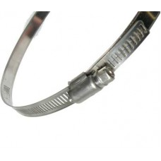 Stainless Steel Duct Clamps - 6""