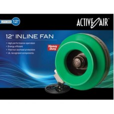 12 inch In-Line Duct Fan 969 CFM
