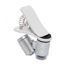 Active Eye Universal Phone Microscope 60x w/Clamp (12/c