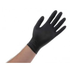 Black Lightning Gloves, Medium, pack of 100
