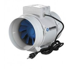 Inline Mixed Flow Fan 10""