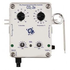 CO2 Controller PPM/temp/hum,2-timer,10A@120vac