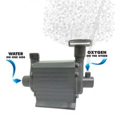 Hydro-Air Combo/Submersible Water & Air Pump