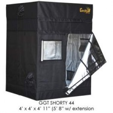 "4'x4' Gorilla Grow Tent SHORTY w/ 9"" Extension Kit"