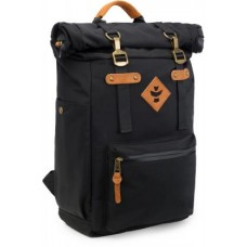 The Drifter Rolltop Backpack, Black