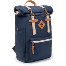 The Drifter Rolltop Backpack, Navy Blue