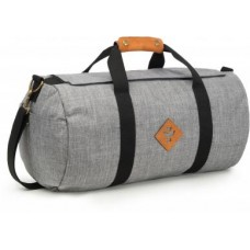 The Overnighter Small Duffle, Crosshatch Grey