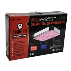 AgroLED Dio-Watt 432 - 265 Watt Full Spectrum Low Pro