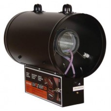 "8"" CD-In-Line Duct Ozonator Corona Discharge"